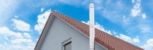 INOX Global D – troslojni dimniški sistem